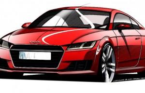 Nouvelle Audi TT 2014