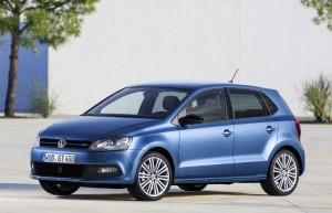 Quatre nouvelles VW Polo
