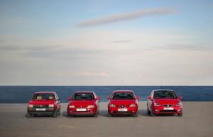 Nouvelle Seat Ibiza série spéciale 30ème anniversaire