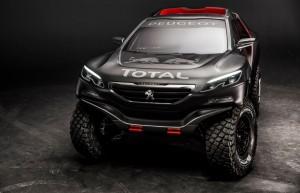 Paris Dakar 2015 - Peugeot 2008 DKR