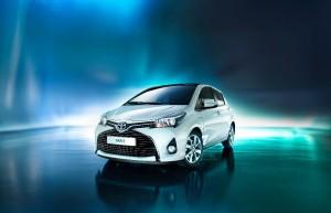 Nouveau Toyota Yaris 2014