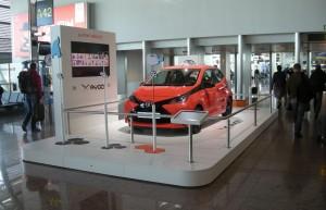 Nouvelle Toyota Aygo 2015 2ème génération