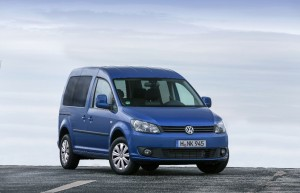 Nouveau VW Caddy BlueMotion 2014