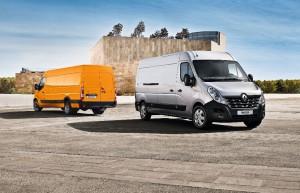 Nouveau Renault Master 2014
