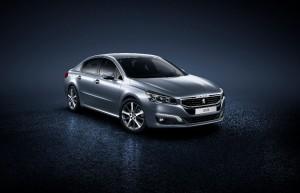 Peugeot 508 - Nouvelle gamme 2014