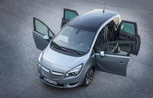 Nouvelle Opel Meriva 2014