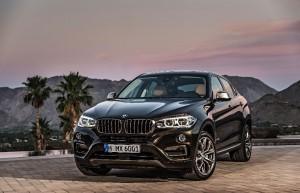 Nouvelle BMW X6 2014 V8 de 450ch