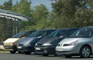 30 ans du Renault Espace