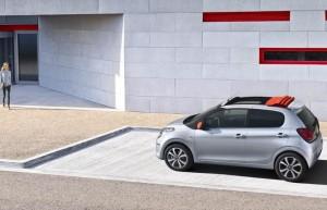 Nouvelle Citroën C1 2014