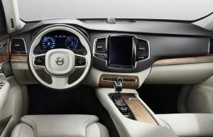 Intérieur Volvo XC90