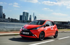 Nouvelle Toyota Aygo 2014