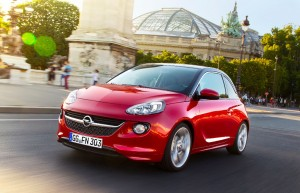 Nouvelle Opel Adam 1.0 ECOTEC Direct Injection Turbo
