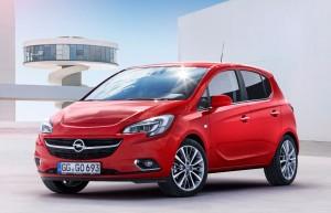 Opel Corsa 2015 5ème génération