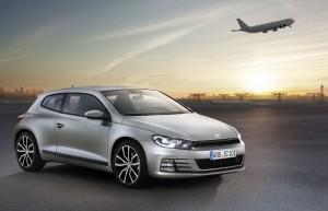 VW Scirocco nouvelle génération