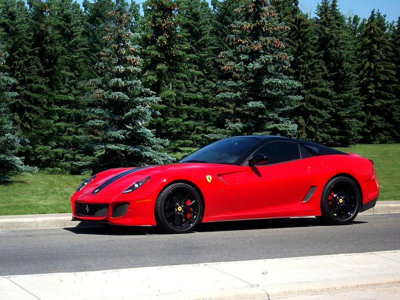 38 millions de dollars pour une Ferrari GTO !