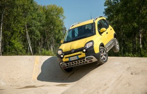 Fiat Panda Cross MultiJet II Turbo diesel et TwinAir Turbo essence