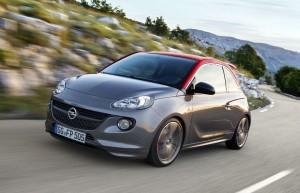 La nouvelle Opel Adam S, une petite citadine très sportive