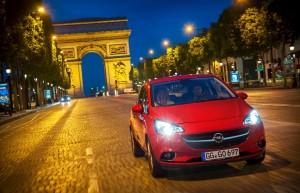 La nouvelle Corsa sera dévoilée au Mondial de l'automobile