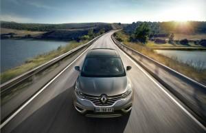 Le Renault Espace passe en mode crossover