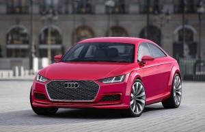 Audi TT Sportback Concept : une sportive très puissante
