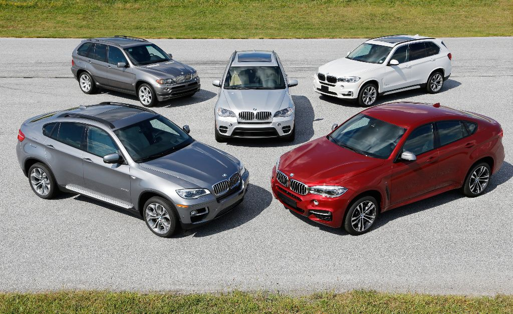 Les X de BMW ont 15 ans et toujours autant de succès