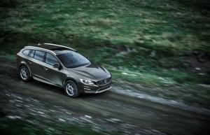 La Volvo V60 se fait Cross Country