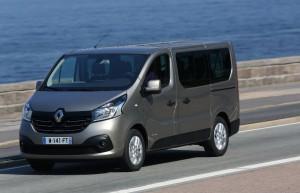 Le Renault Trafic transporte désormais des passagers