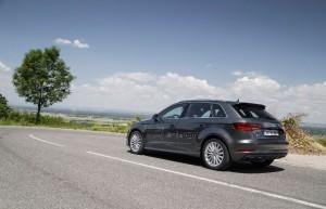 Cinq étoiles pour l'Audi A3 Sportback e-Tron