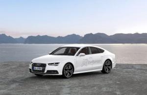 A7 Sportback h-tron quattro : le futur de l'hybride selon Audi