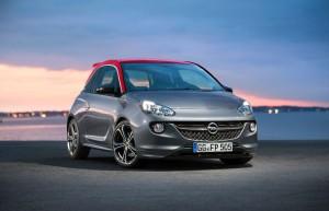 Opel Adam S : une boule d'énergie