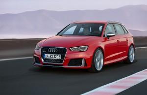 Audi RS3 Sportback : déjà une légende !