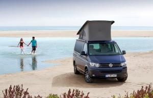 Vacances nomades chez Volkswagen avec le nouveau California Trendline