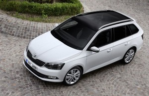 Skoda lance la production de la Fabia Combi 3