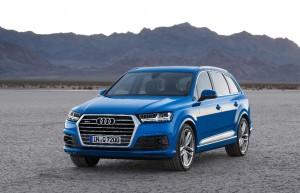 Nouvelle Audi Q7 : la puissance est dans l'élégance