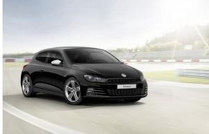 Une édition sport pour la Volkswagen Scirocco