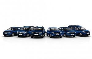 Dacia célèbre dix ans de succès avec une série anniversaire