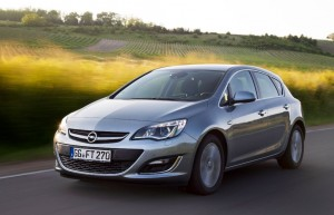 L'Opel Astra va rouler plus propre