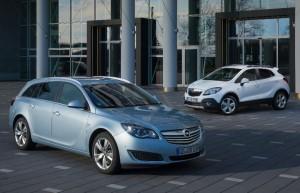 Des moteurs diesel nouvelle génération pour les Opel Mokka et Insignia