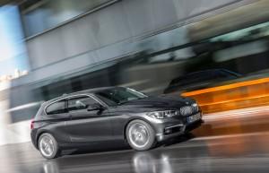 La BMW Série 1 fait peau neuve
