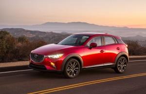Mazda présentera le CX-3 et quatre autres modèles à Genève