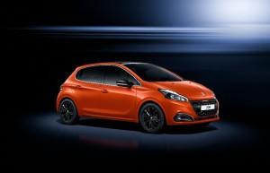 Peugeot présente une nouvelle 208 au look plus affirmé