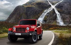 Une neuvième série limitée pour le Jeep Wrangler : l'X-Edition