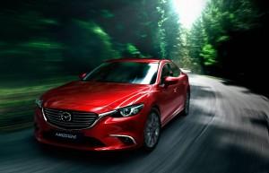 La nouvelle Mazda 6 ou l'art du restylage