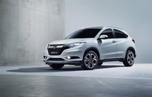 Honda HR-V 2015, le crossover dynamique