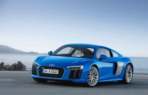 Une deuxième génération pour la super sportive Audi R8