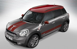 MINI Countryman Parklane : encore plus sportive