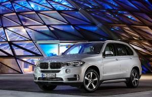 BMW X5 xDrive40e : un SUV hybride rechargeable