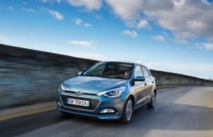 La nouvelle Hyundai i20, élégante et sophistiquée