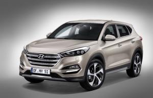 Nouveau SUV Hyundai Tucson : athlétique, ergonomique et sûr
