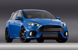 """Une nouvelle Ford Focus RS à """"Block"""""""